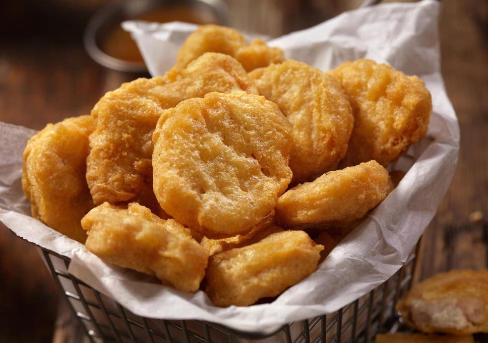 8b3bfede2c Nuggs please: Teenager's Twitter request for chicken nuggets gets ...