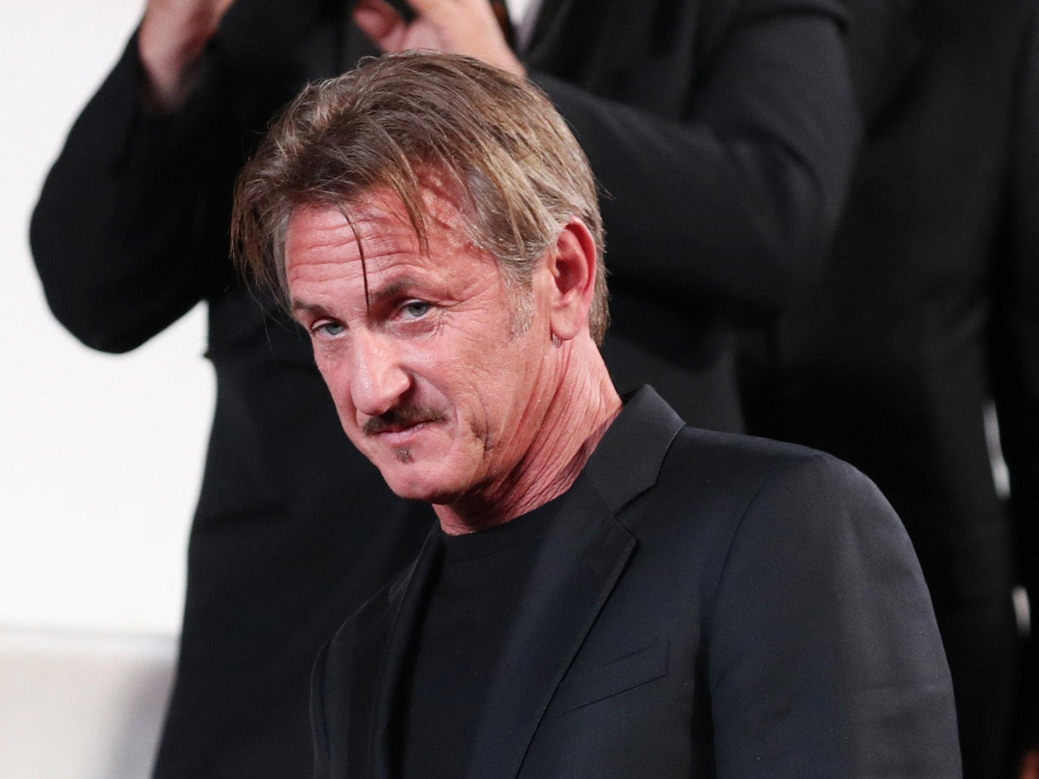 Former Top DEA Official: Sean Penn 'Should Be in Jail ... |Sean Penn