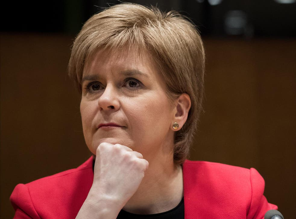 'I was elected as First Minister just less than a year ago. I've got a responsibility to lead this country,' says First Minister