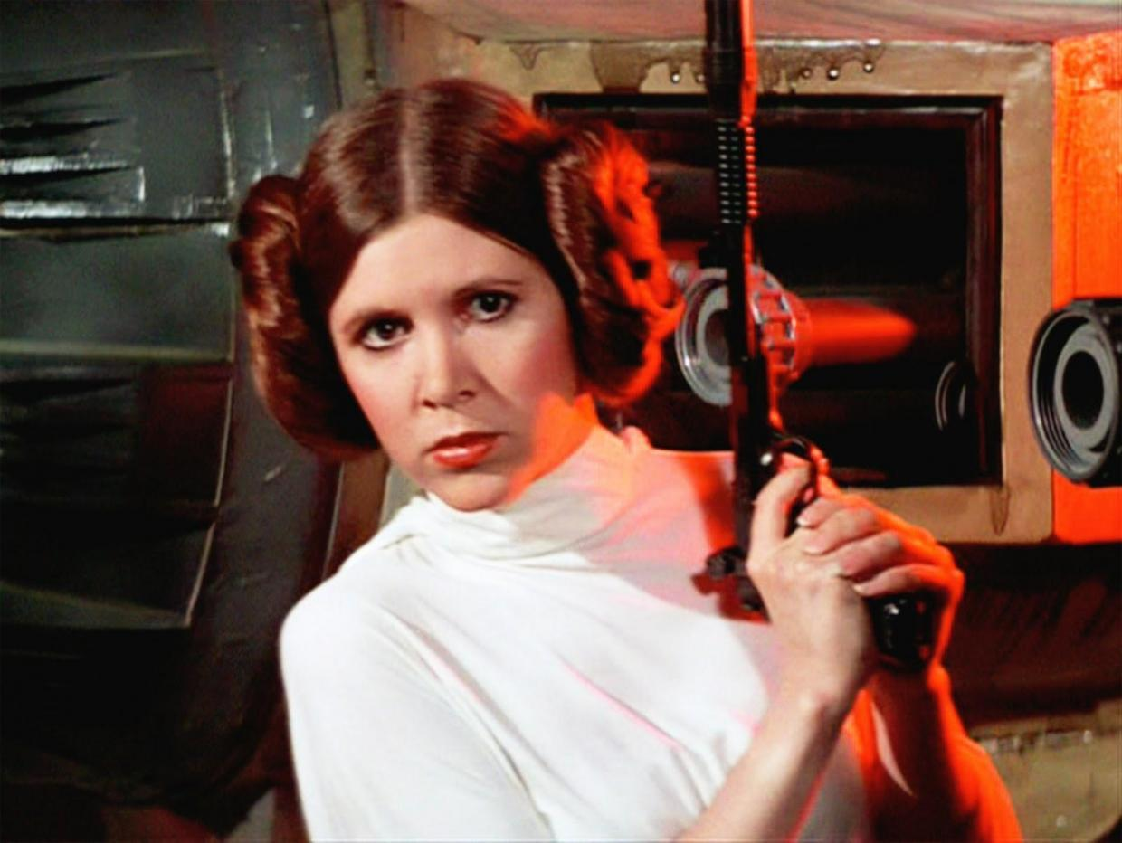 Star Wars 9 will feature Carrie Fisher after family give blessing
