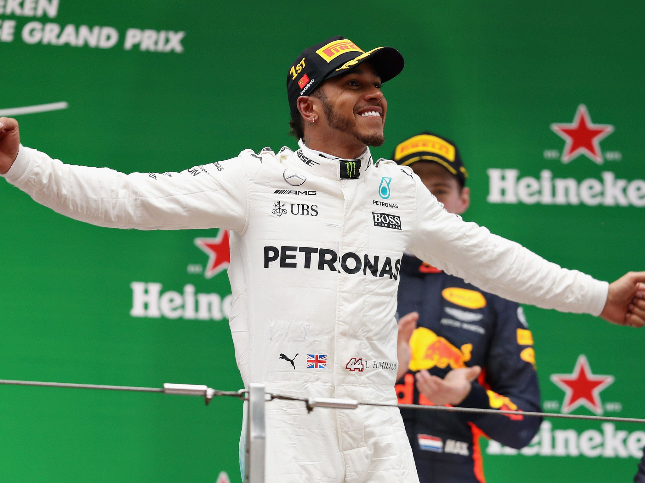 chinese grand prix 2017 results lewis hamilton in dominant display to secure victory ahead of. Black Bedroom Furniture Sets. Home Design Ideas