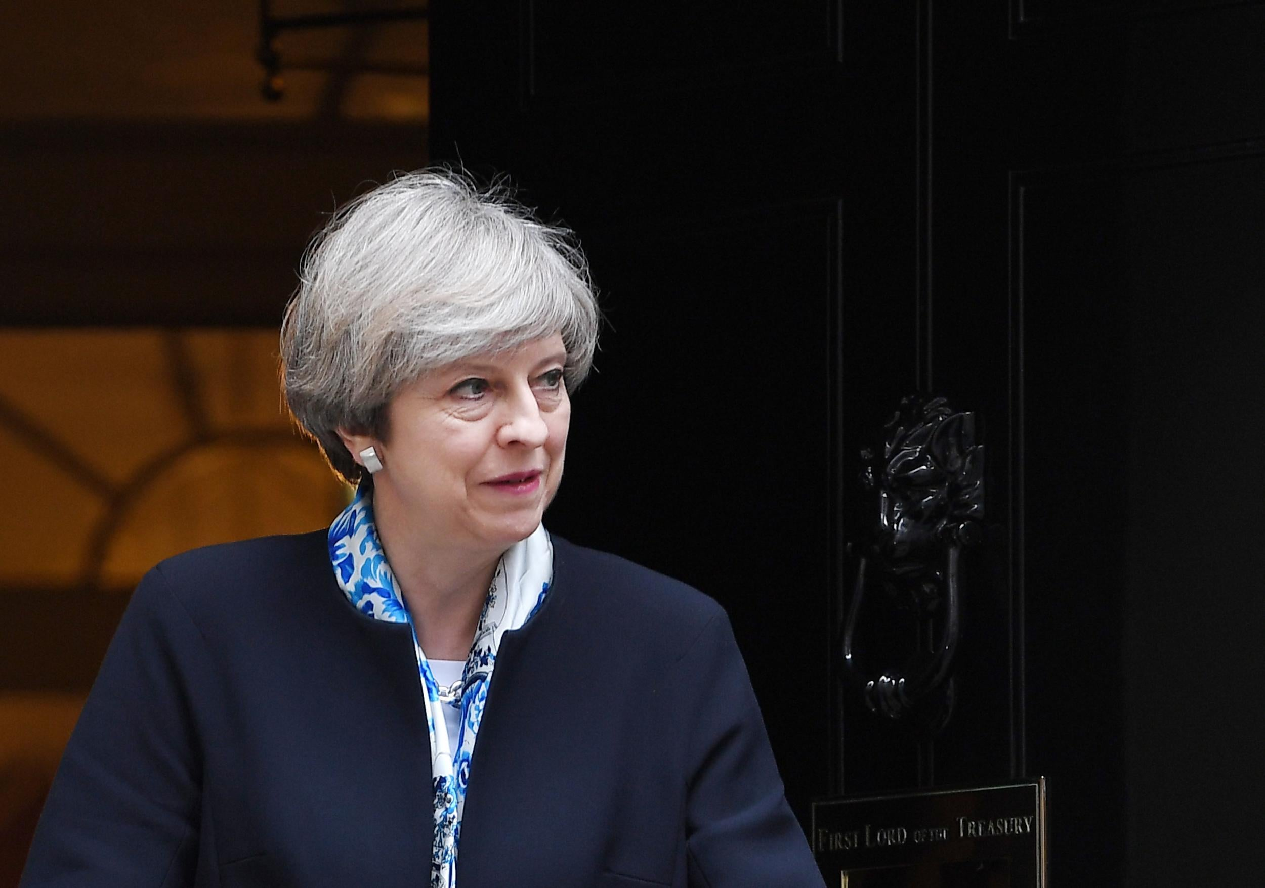 Theresa May uses Easter message to suggest there is a 'sense of coming together' after Brexit divisions