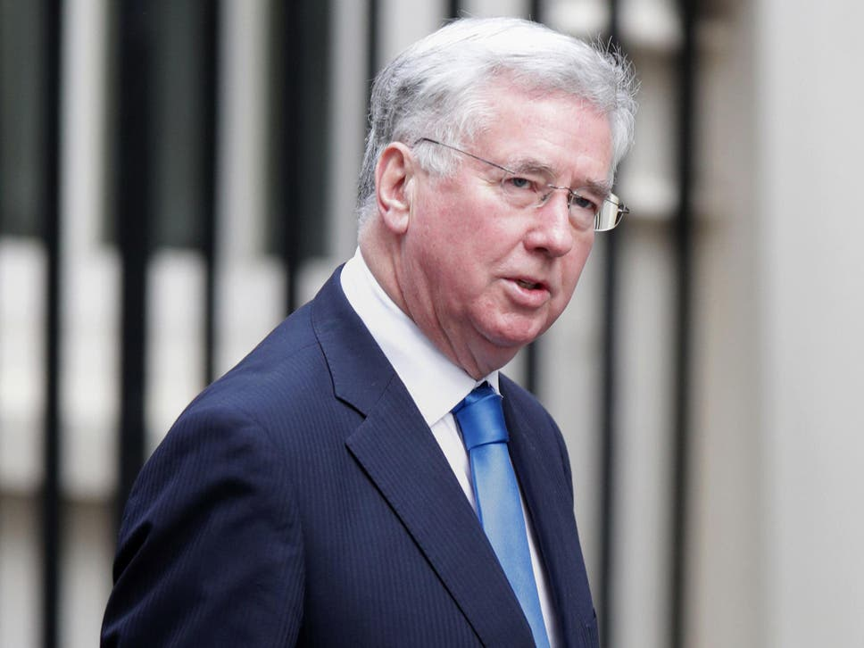 Sir Michael Fallon Michael Fallon resigns Read
