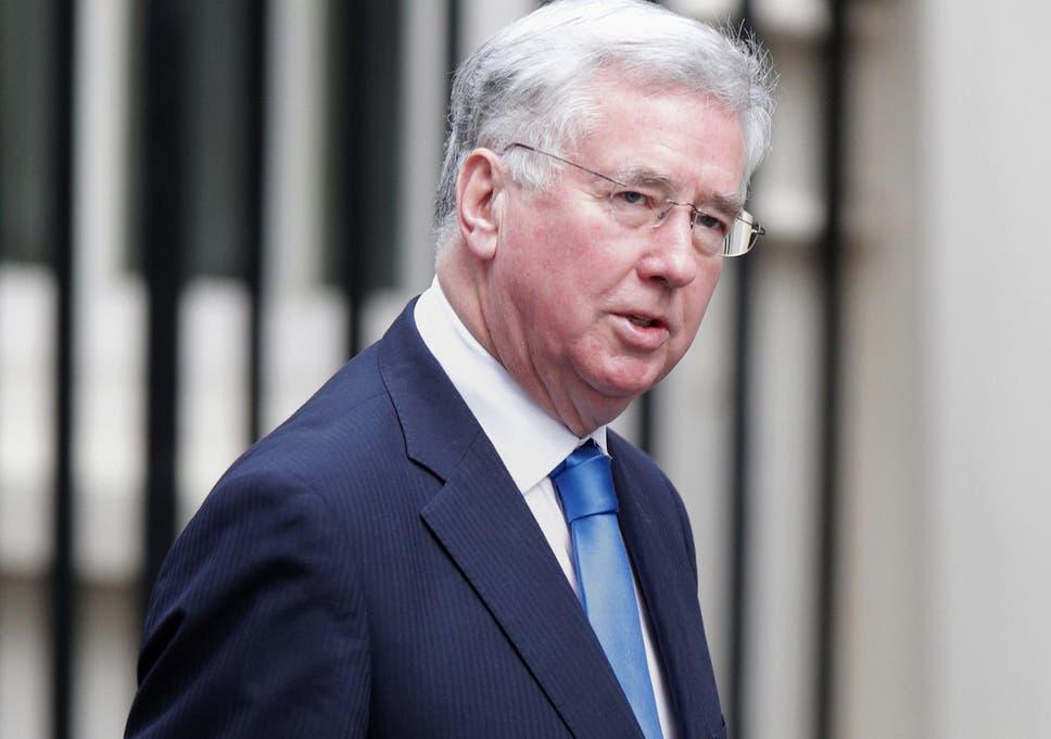Sir Michael Fallon Michael Fallon resigns Read