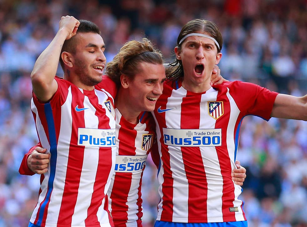 Antoine Griezmann is European football's most-wanted man