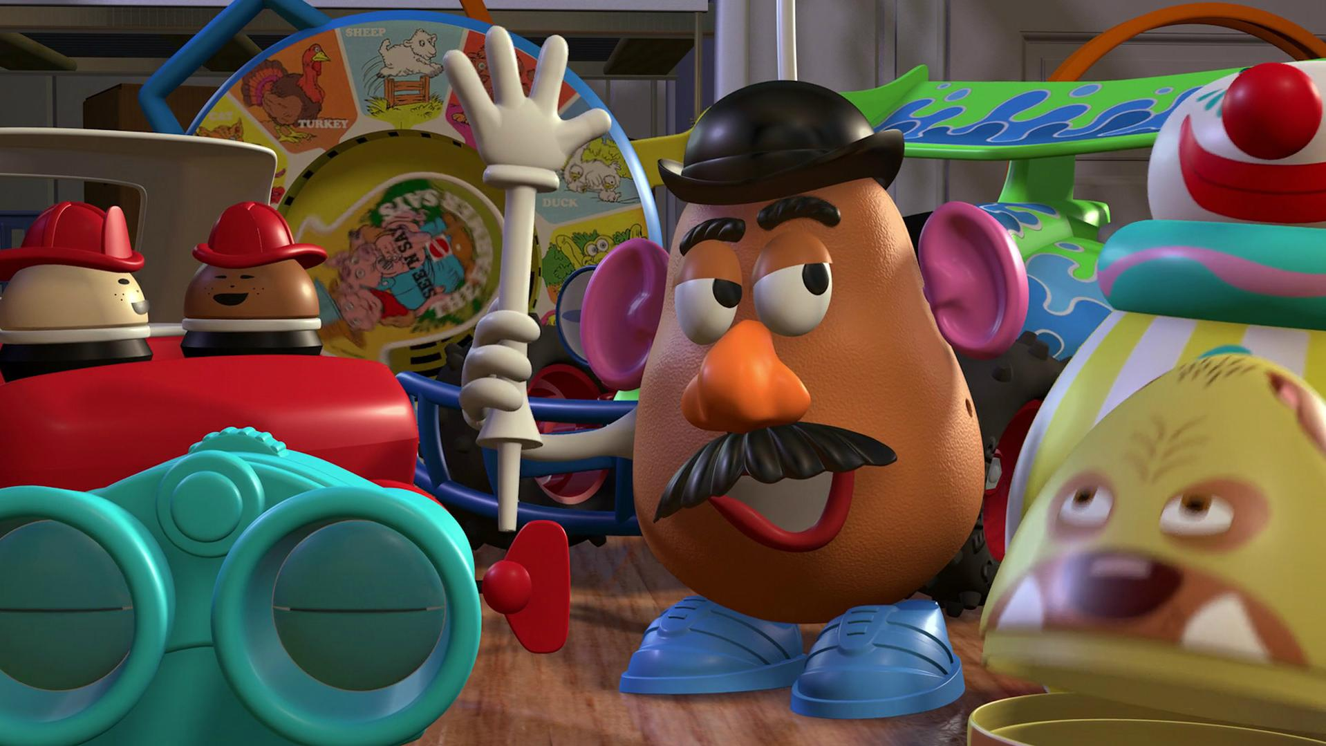 Don Rickles Had Not Recorded Mr. Potato Head Role In Toy Story 4 Before Death | The Independent