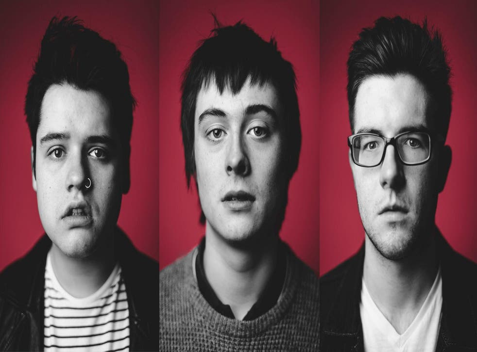 New Irish punk band TOUTS released their single 'Sold Out'