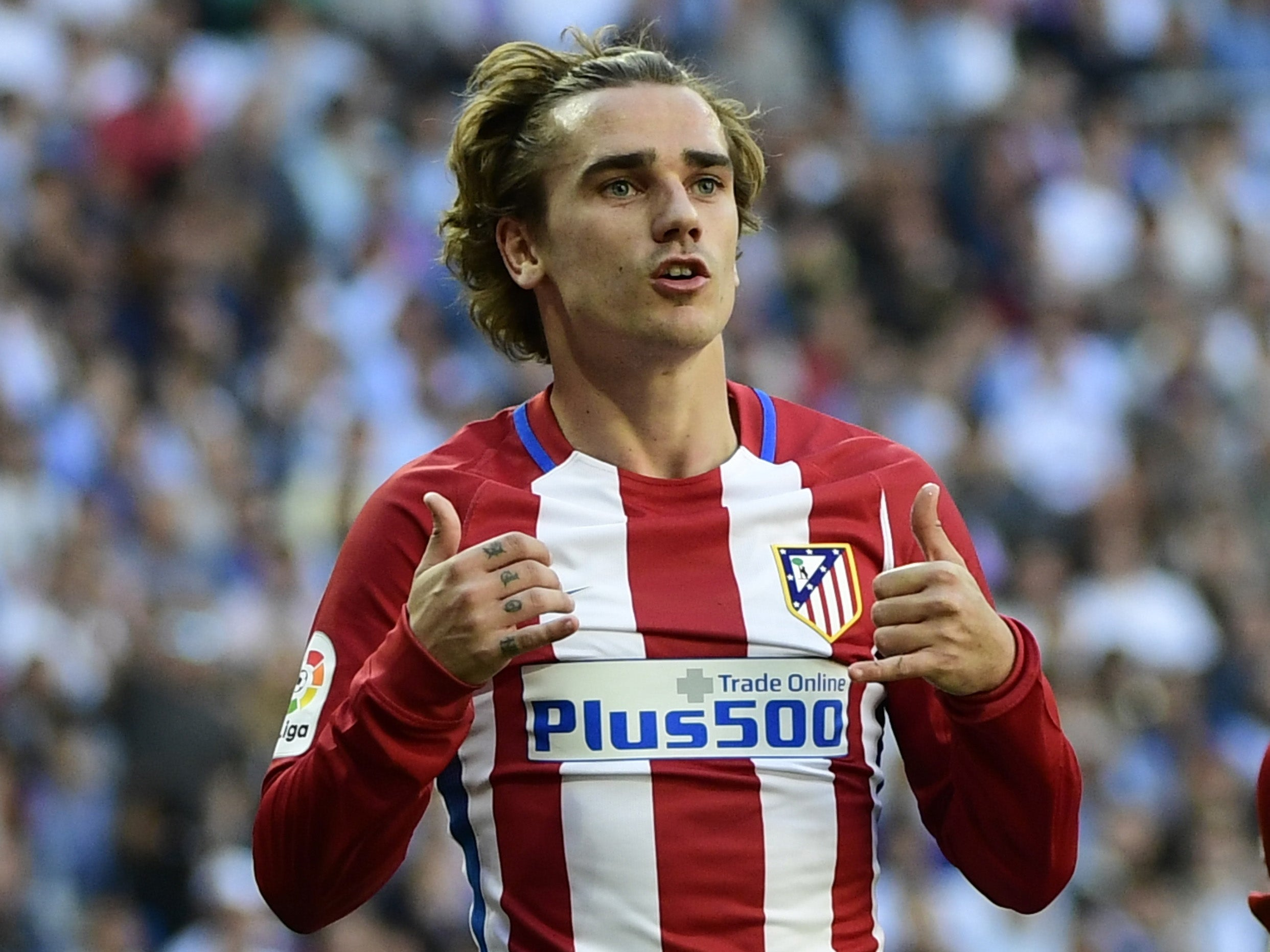 Antoine Griezmann confirms he s staying at Atletico Madrid after