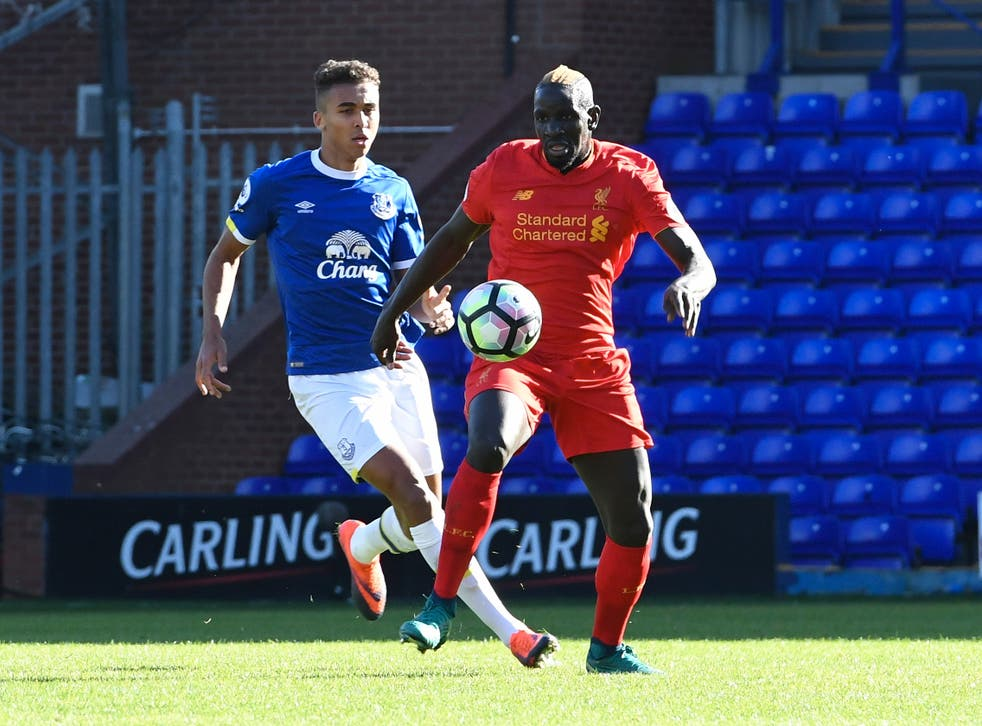 Sakho was forced to play for Liverpool's U23 team after falling out of favour with Klopp