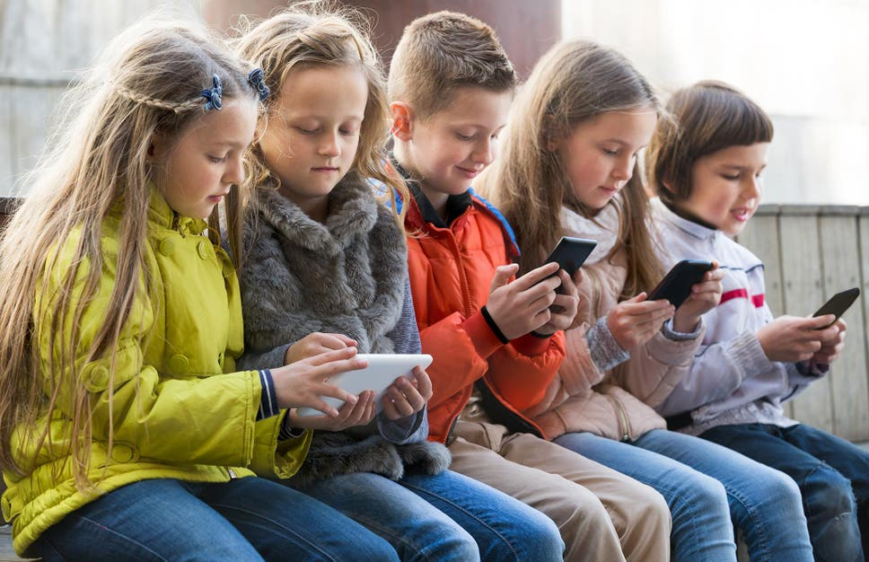 French children aged between three and 15 will not be able to use their mobile phones at school following a ban