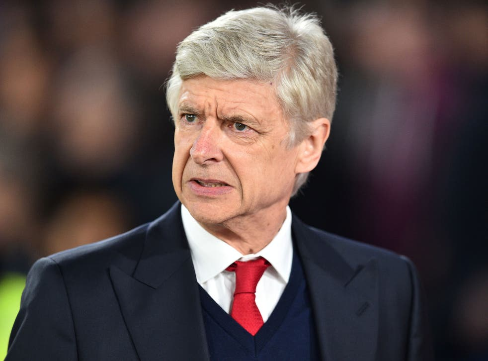 Arsene Wenger is yet to make public whether he intends to stay at Arsenal or not