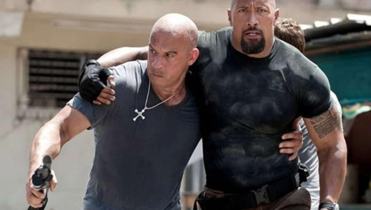Fast and furious 8 star dwayne the rock johnson has final word on vin diesel feud the independent