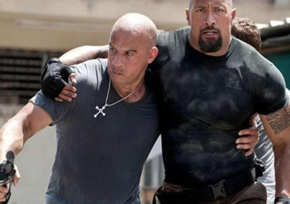 Fast and Furious 8 star Dwayne  The Rock  Johnson has final word on Vin  Diesel feud 86c99b397e