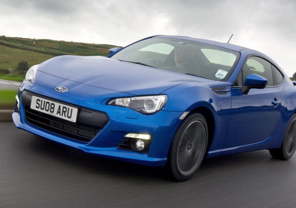 Car Review: Subaru BRZ