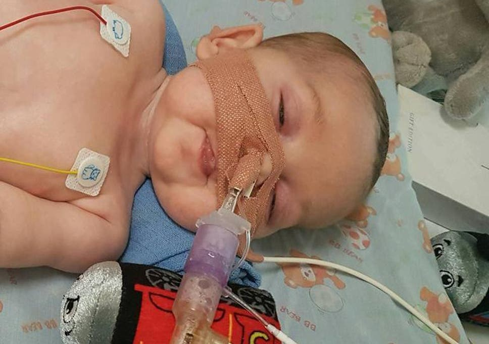 Charlie Gard Judge Rules Doctors Can Withdraw Life Support From Baby With Rare Genetic Condition The Independent