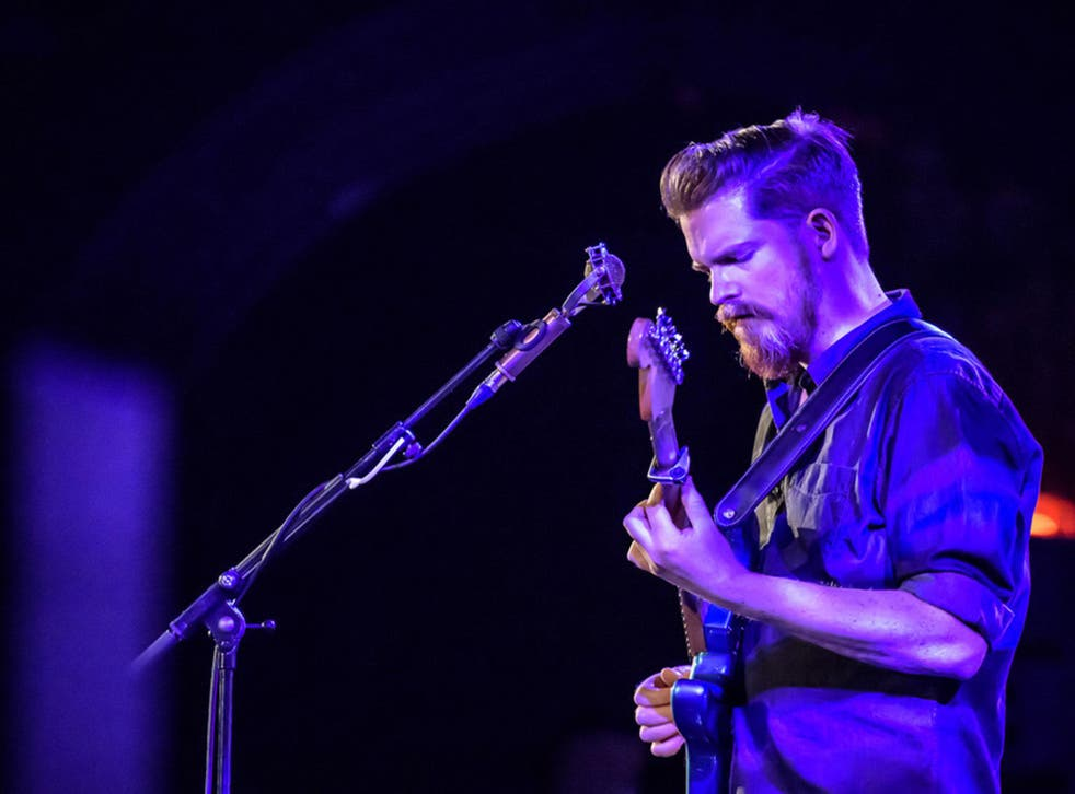 The Essex-born folk singer continues to carry the mantle of his former touring partner John Martyn with a set that's full of dark humour in the capital