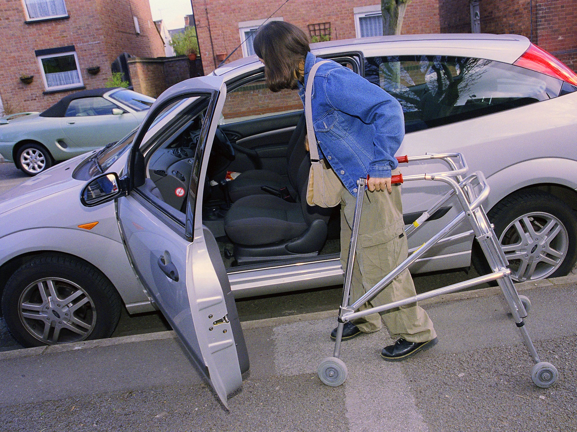 50 000 Disabled People Have Adapted Vehicles Removed After Benefits