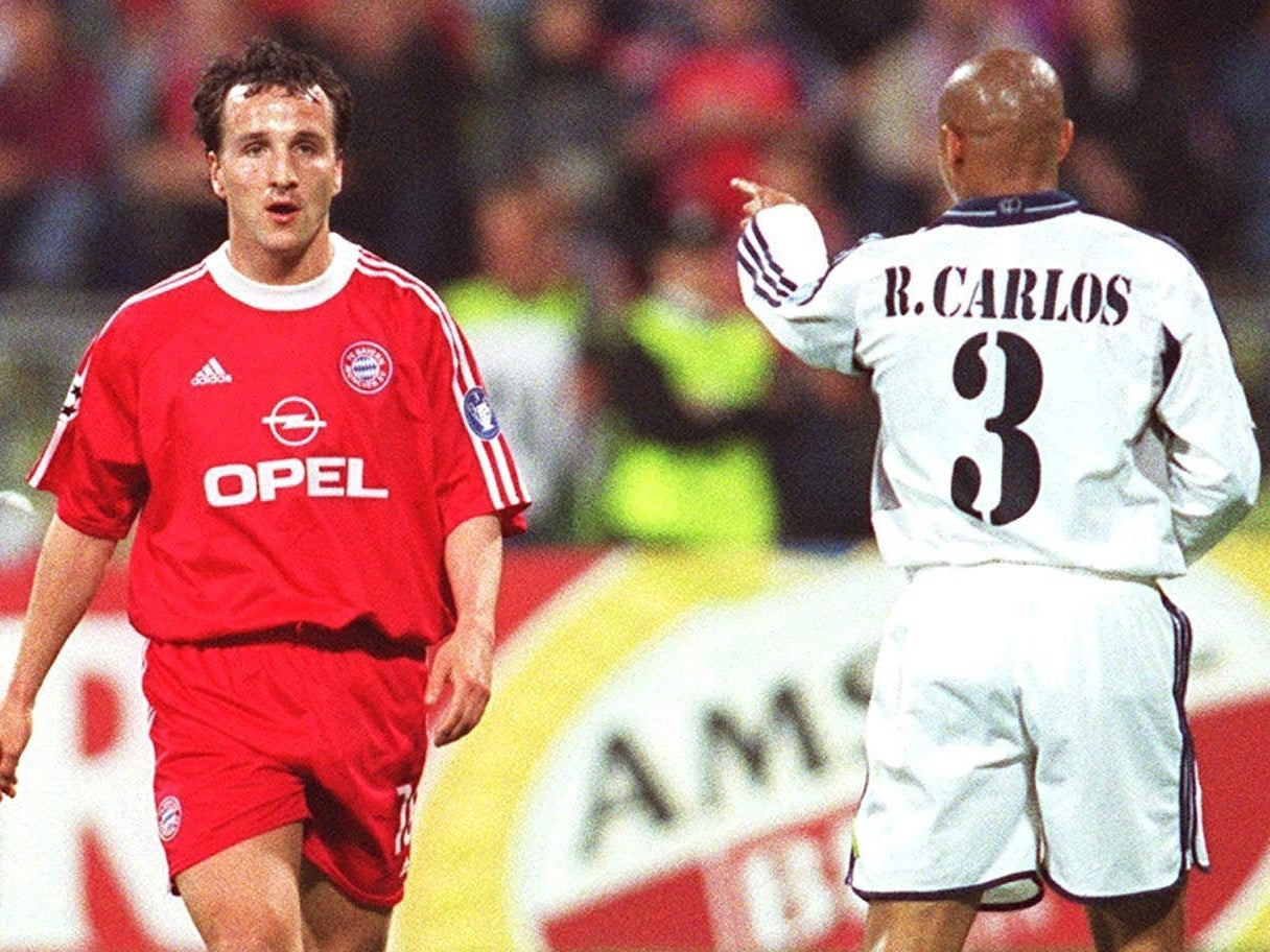 Bayern Munich and Real Madrid form one of the Champions League s