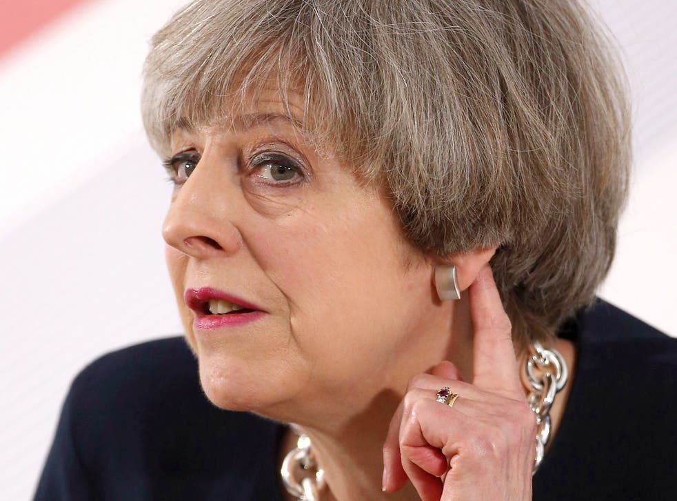 It appears only right-wingers in the Tory party have the PM's ear