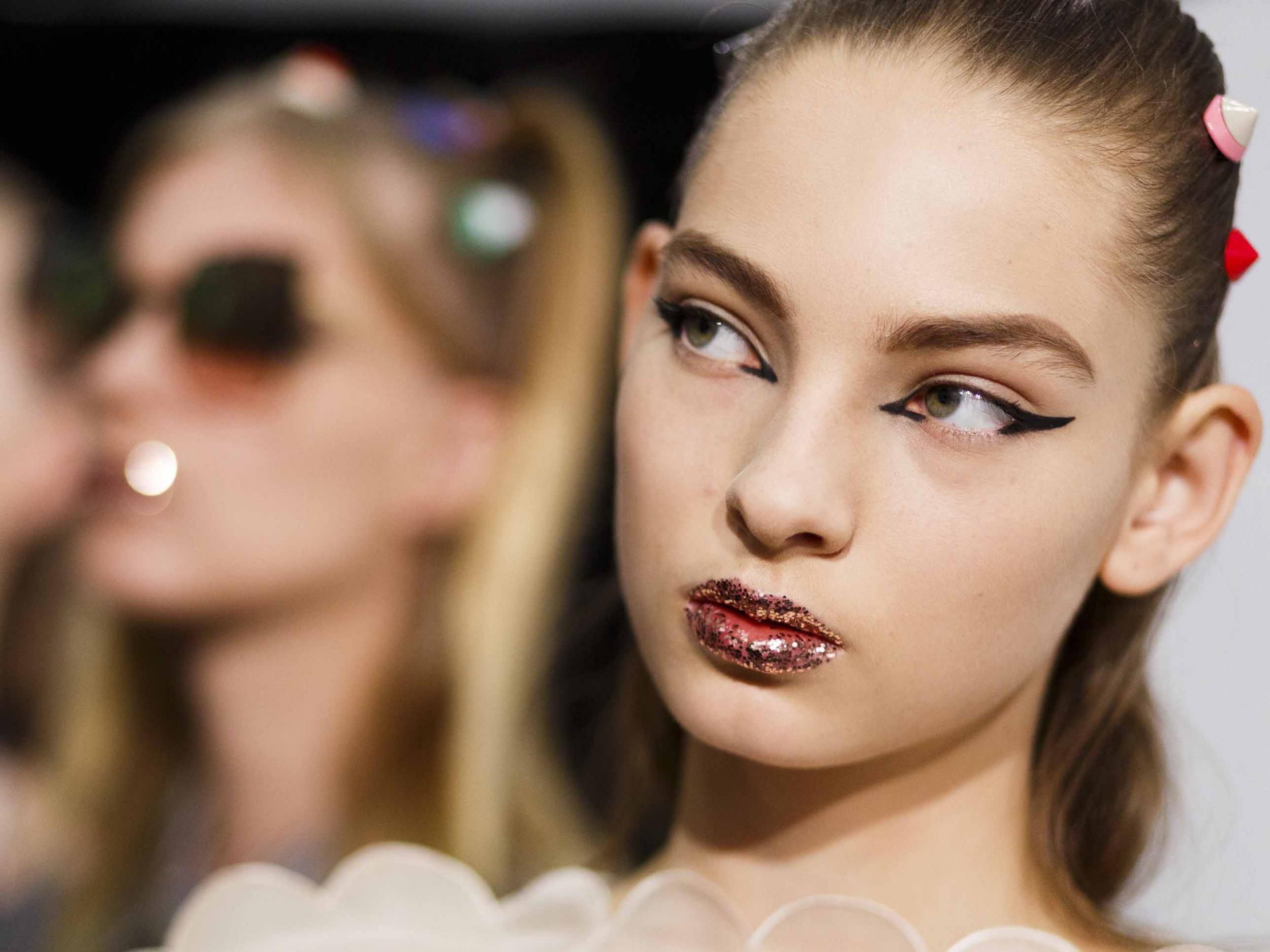 Graphic Eyeliner Is The Bold New Beauty Trend For Spring