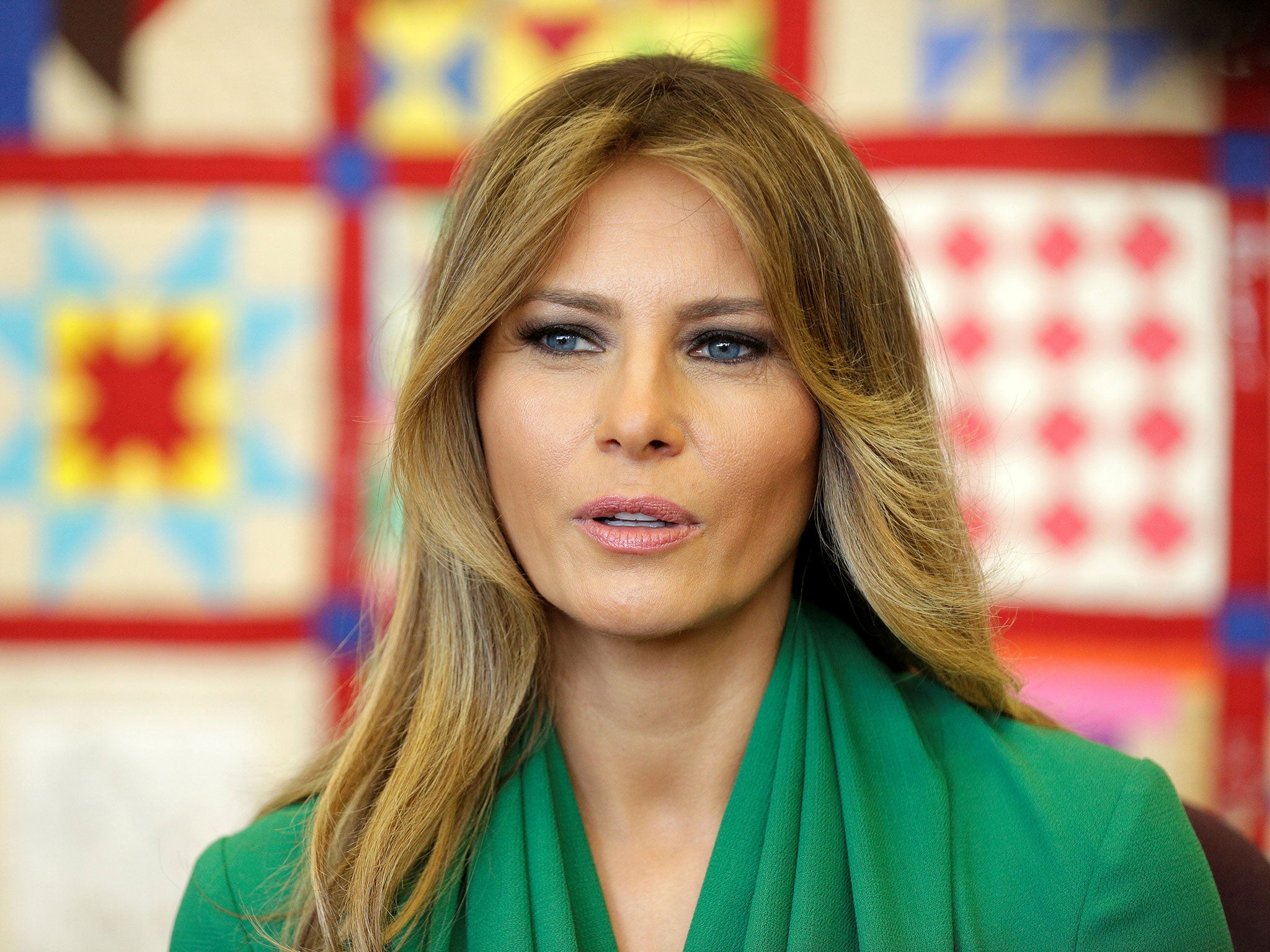 Italian Style Homes Melania Trump S Handwriting Provides Insight Into