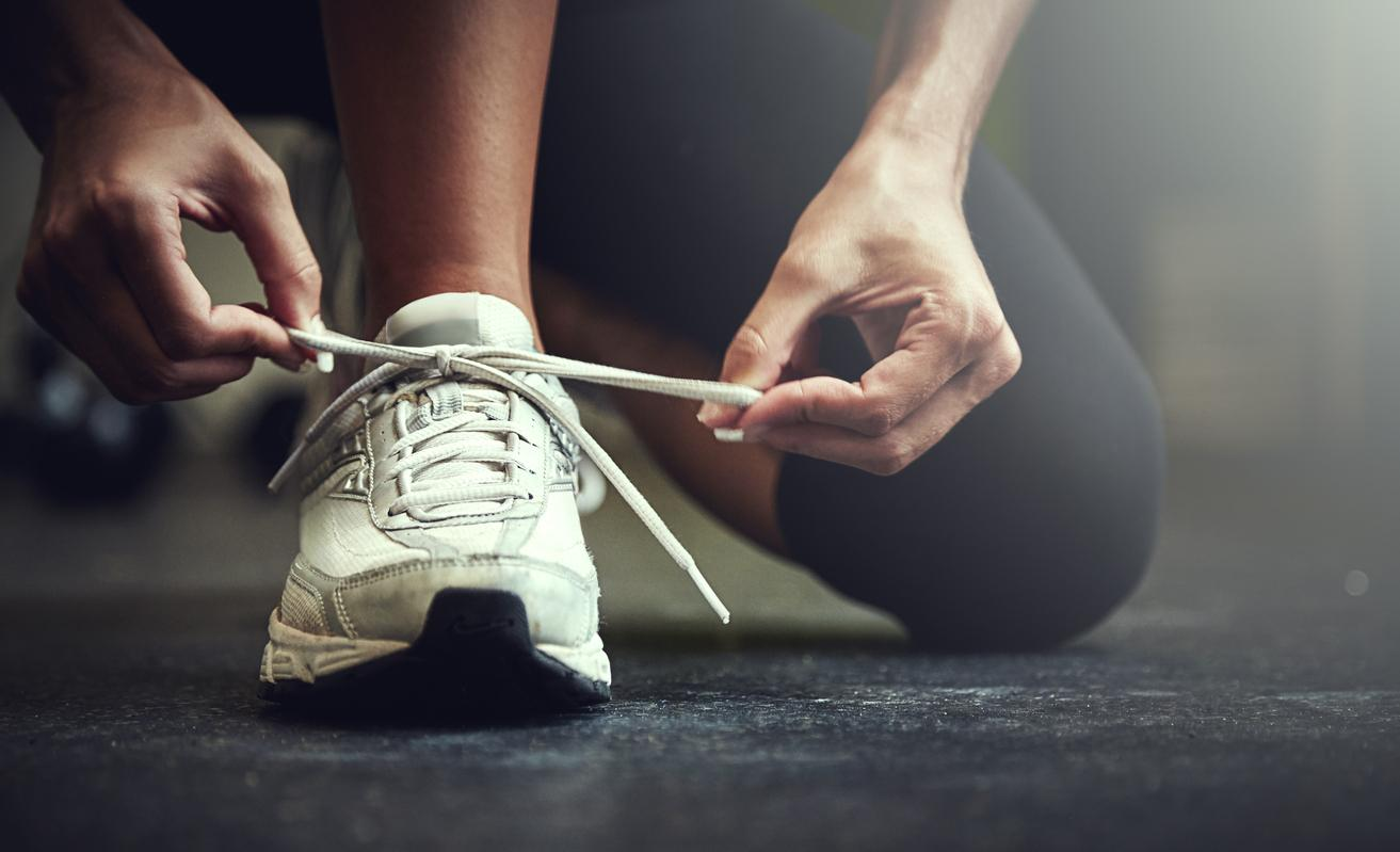 How to tie your shoelaces so they won't come undone