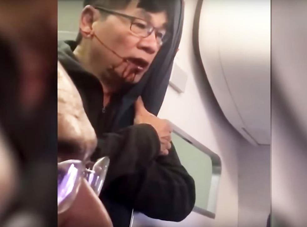 United Airlines reached a settlement with Dao for forcibly removing him from a plane