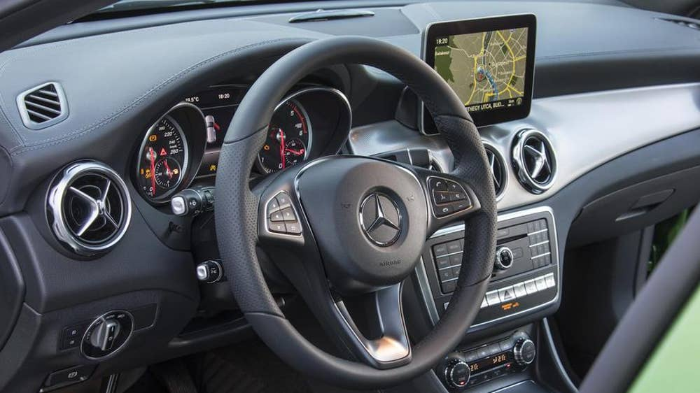 Mercedes-Benz GLA 200: out and about in the AMG SUV | The Independent