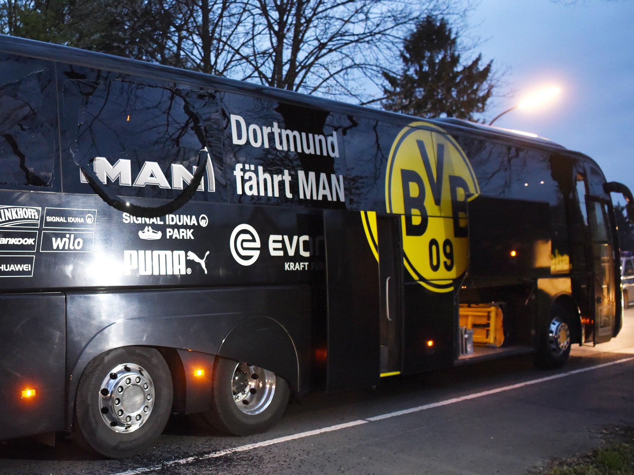 Bombe Bvb Bus