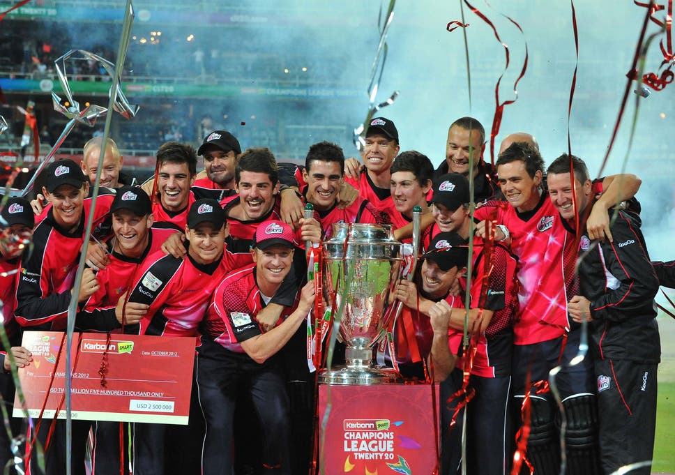 Cricket Champions League Back On The Agenda After England