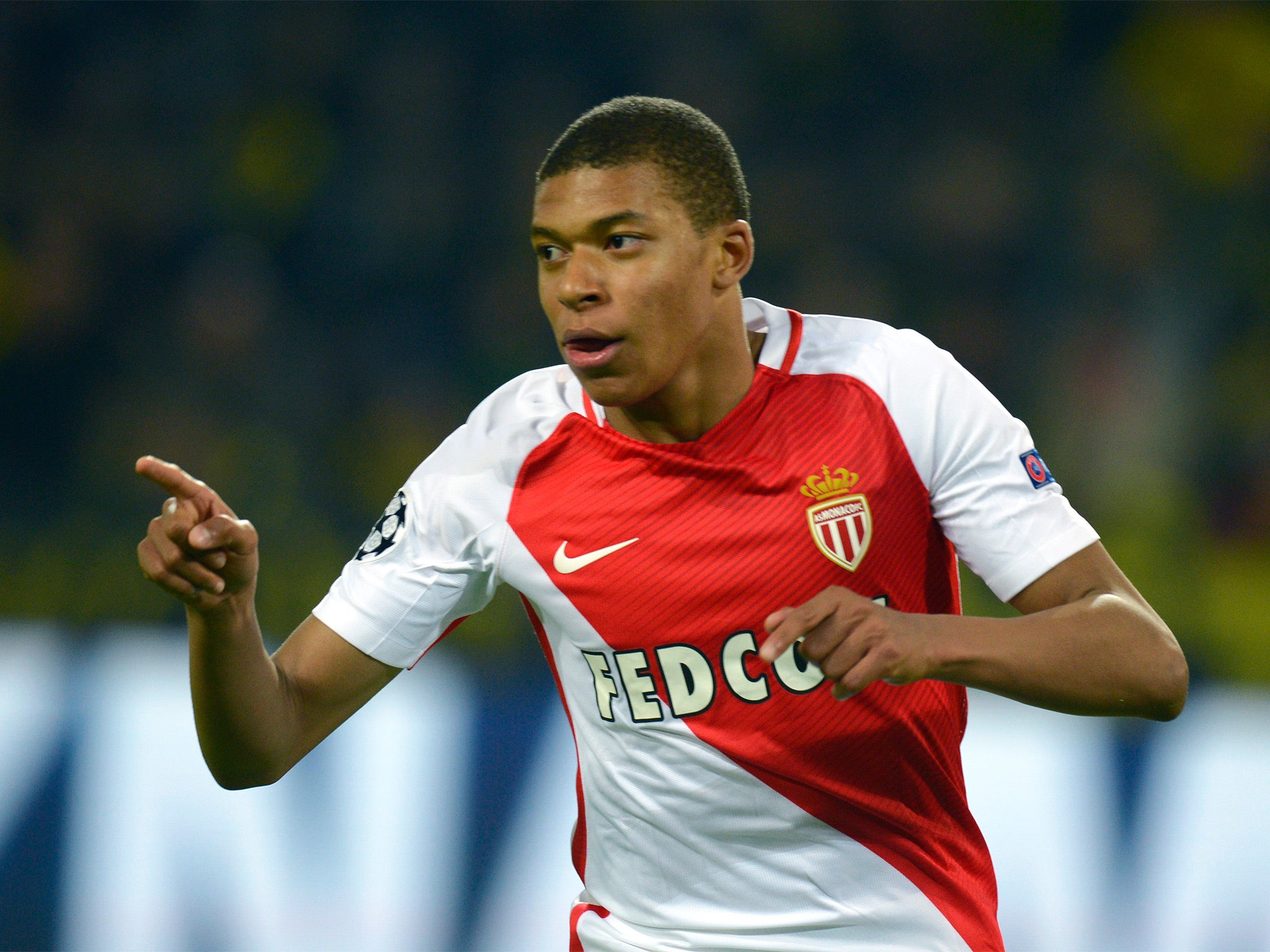 kylian mbappe - photo #9