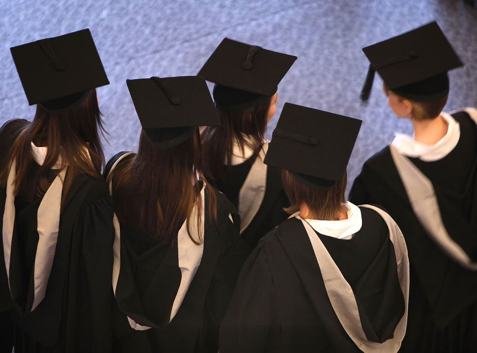Just one in four people regard foreign students as 'immigrants'