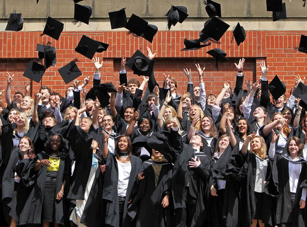 Foreign student numbers have dropped after reports that they feel less welcome in Britain due to their inclusion in the Government's tough immigration targets