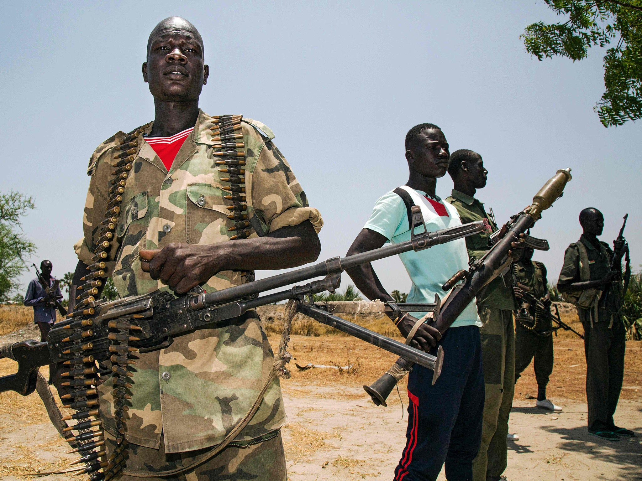 dating south sudan Oil-rich south sudan gained independence from neighbouring sudan in 2011, but slid into civil war in december 2013 more than 4 million people, a third of the population, have been displaced by violence.
