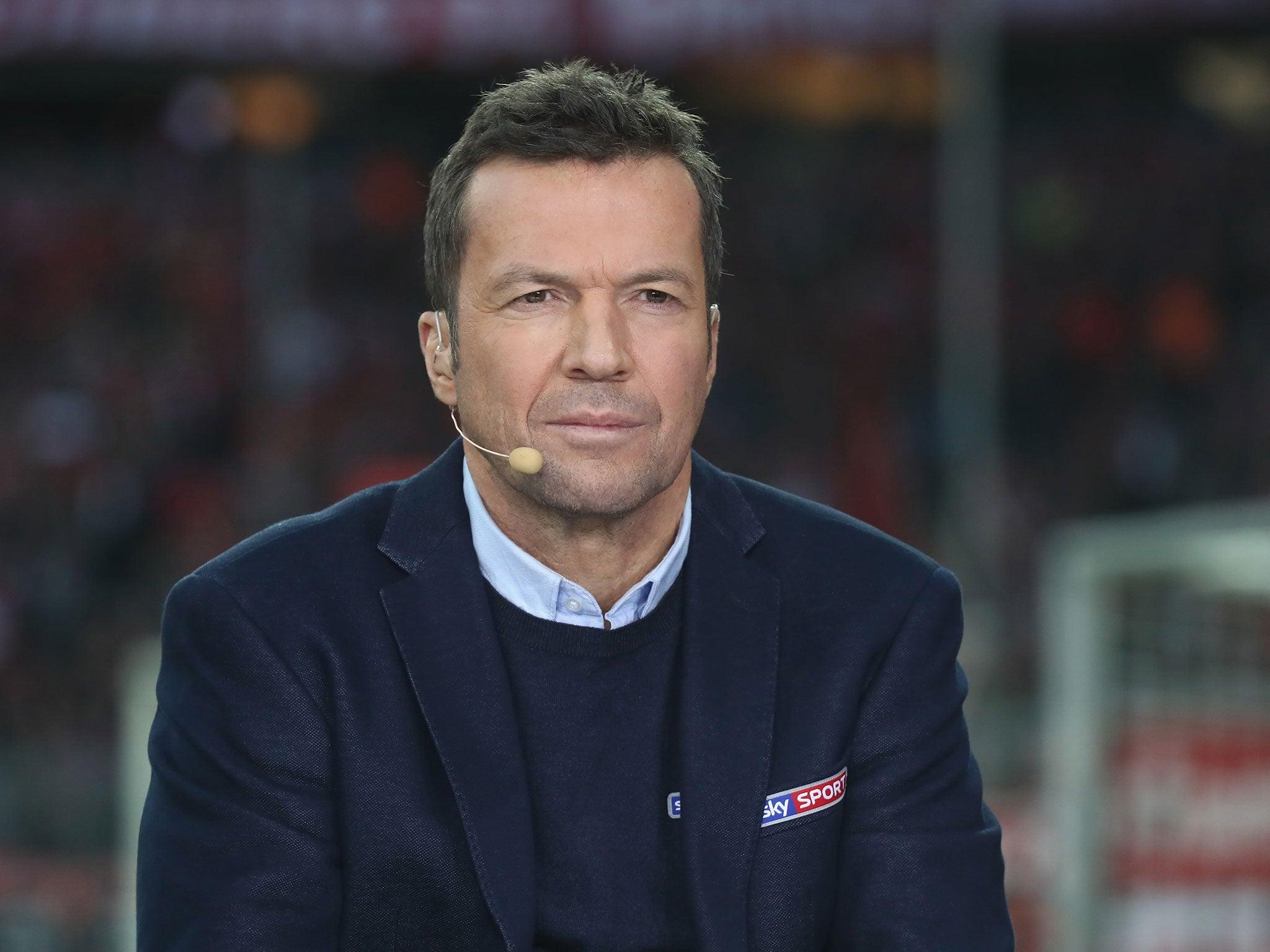 Lothar Matthaus sympathises with Borussia Dortmund over