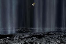'New kinds of organic compounds' found on alien moon Enceladus, says Nasa