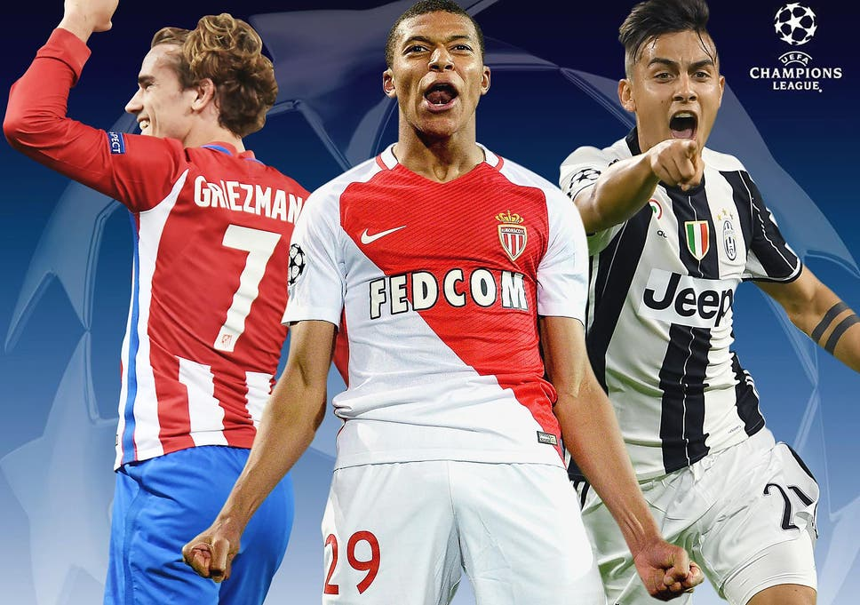 cheap for discount d80ec 5fd11 Why Antoine Griezmann, Kylian Mbappe and Paulo Dybala may ...