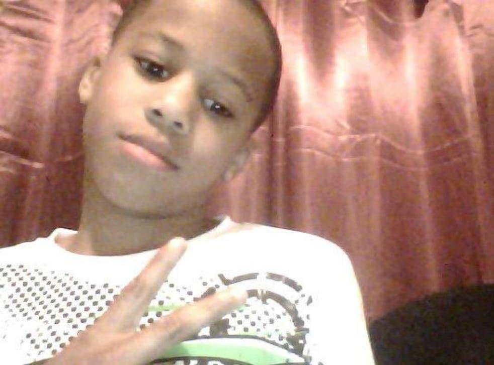 Malachi Hemphill was 13 years old