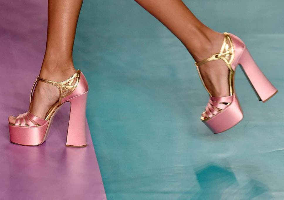 wholesale cheap for discount uk cheap sale Walk tall: Platform heels are stacking up this spring | The ...