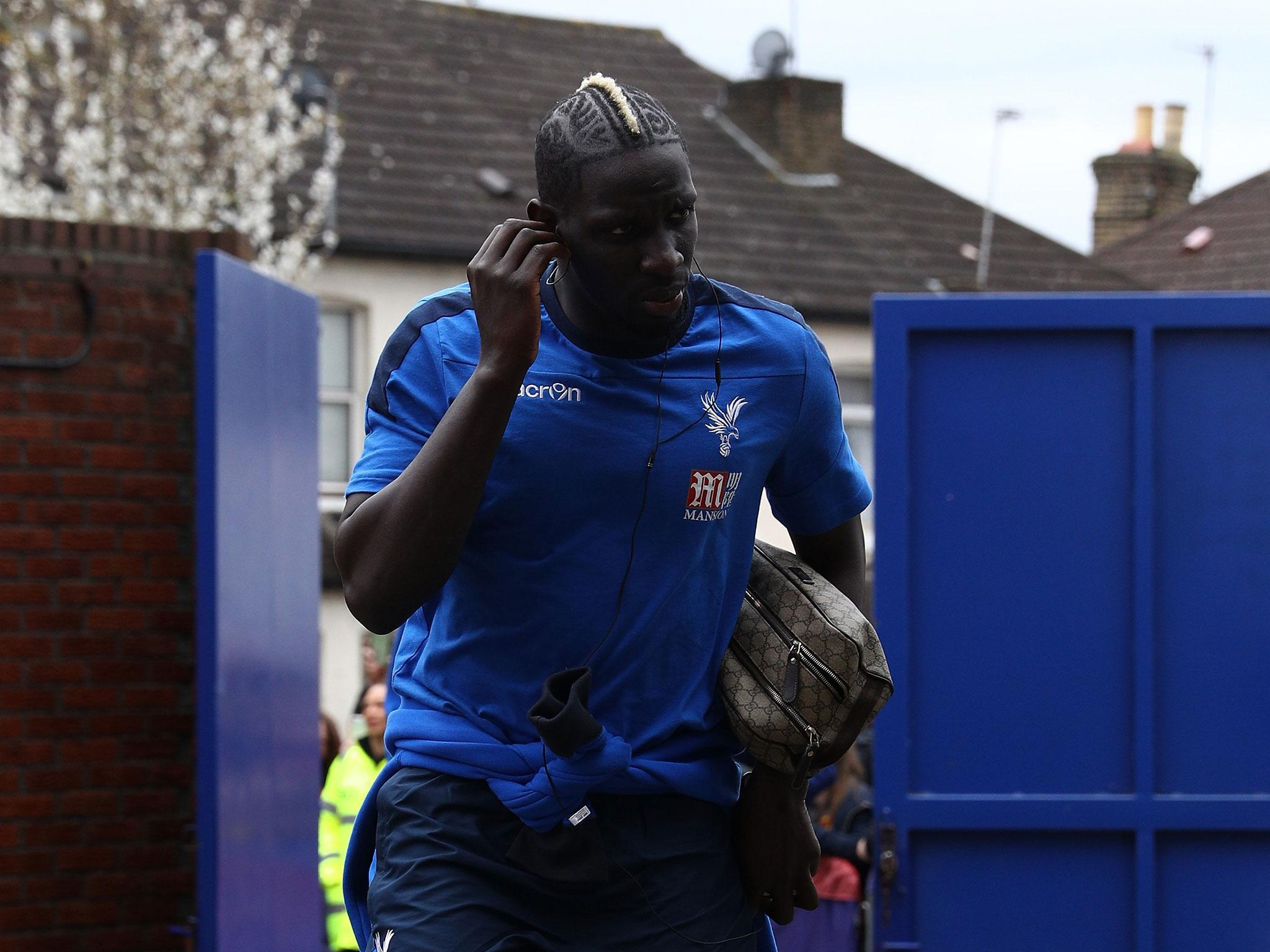 Sam Allardyce reveals why Crystal Palace don't have a clause to sign Mamadou Sakho permanently