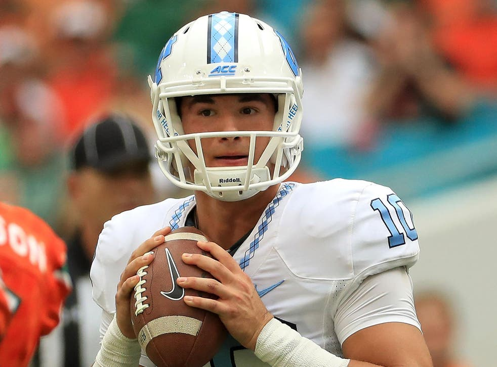 Mitch Trubisky is part of a quarterback class that is dividing opinion across the league