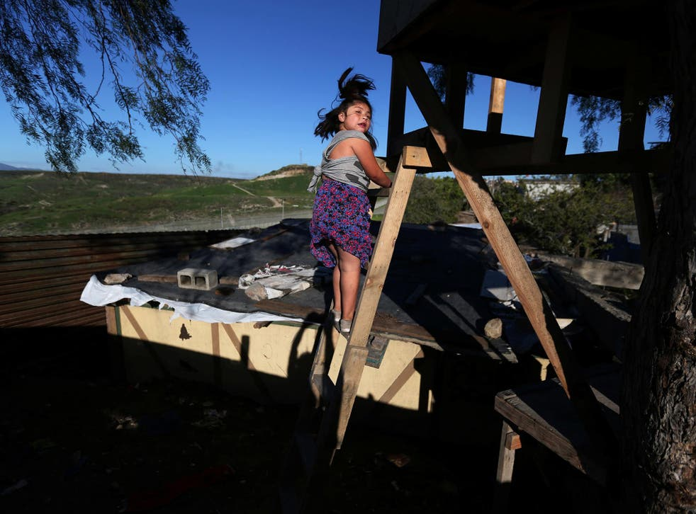 Locals in Tijuana say the area has been dangerous for years (Reuters)