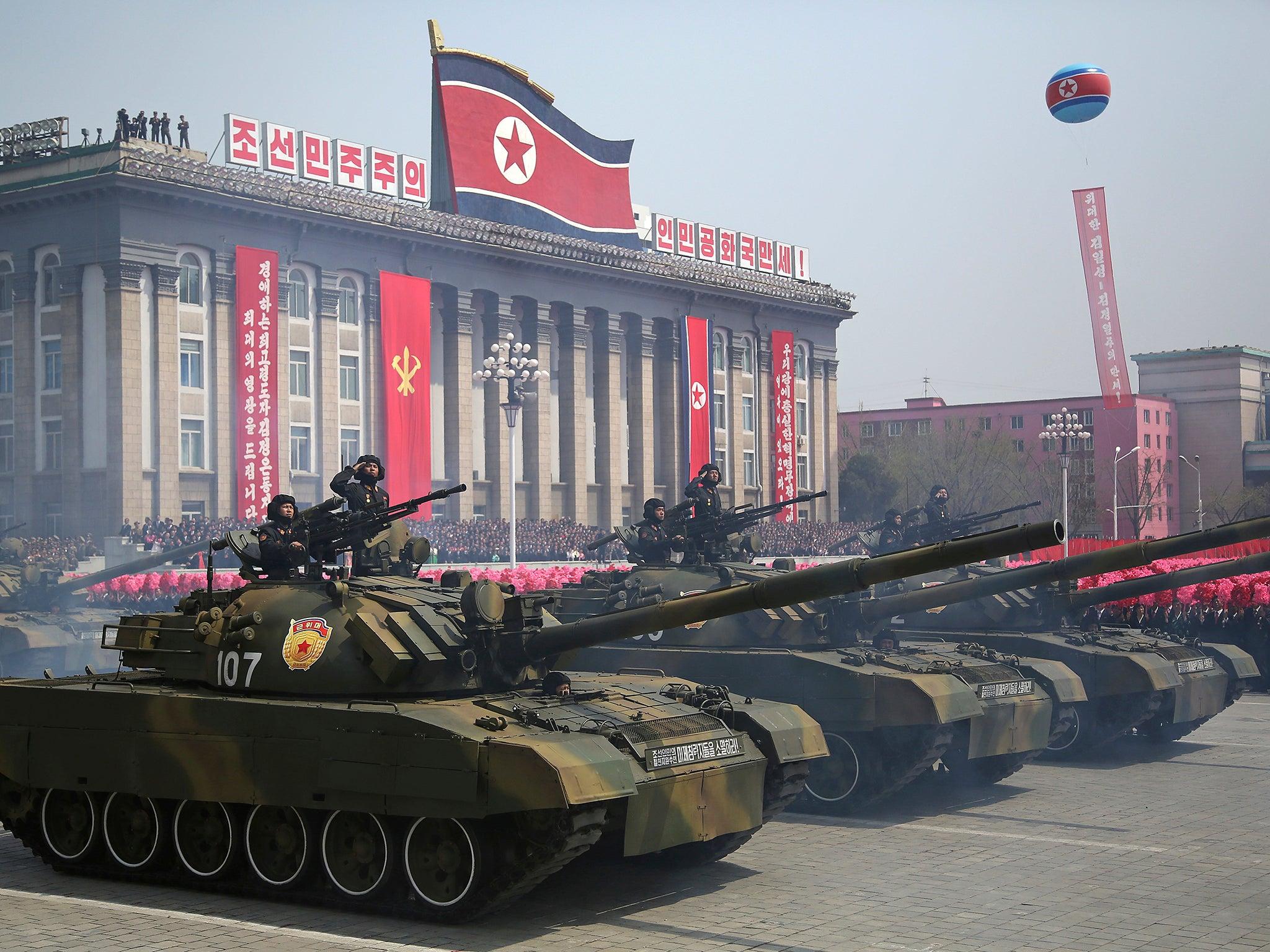 north korea u0027a bigger threat to world peace u0027 than crisis in syria
