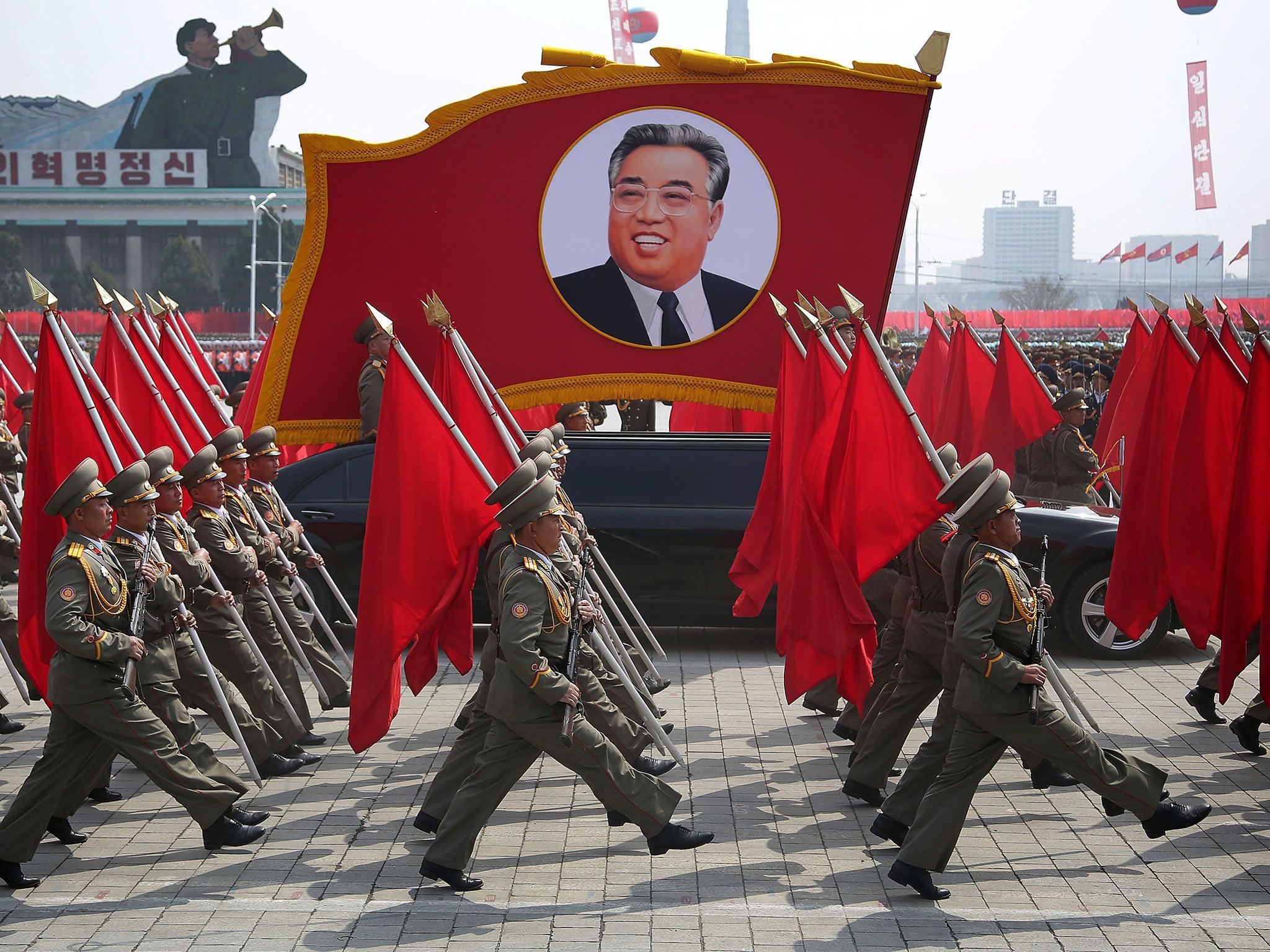 Men in uniform dating in pyongyang pronunciation