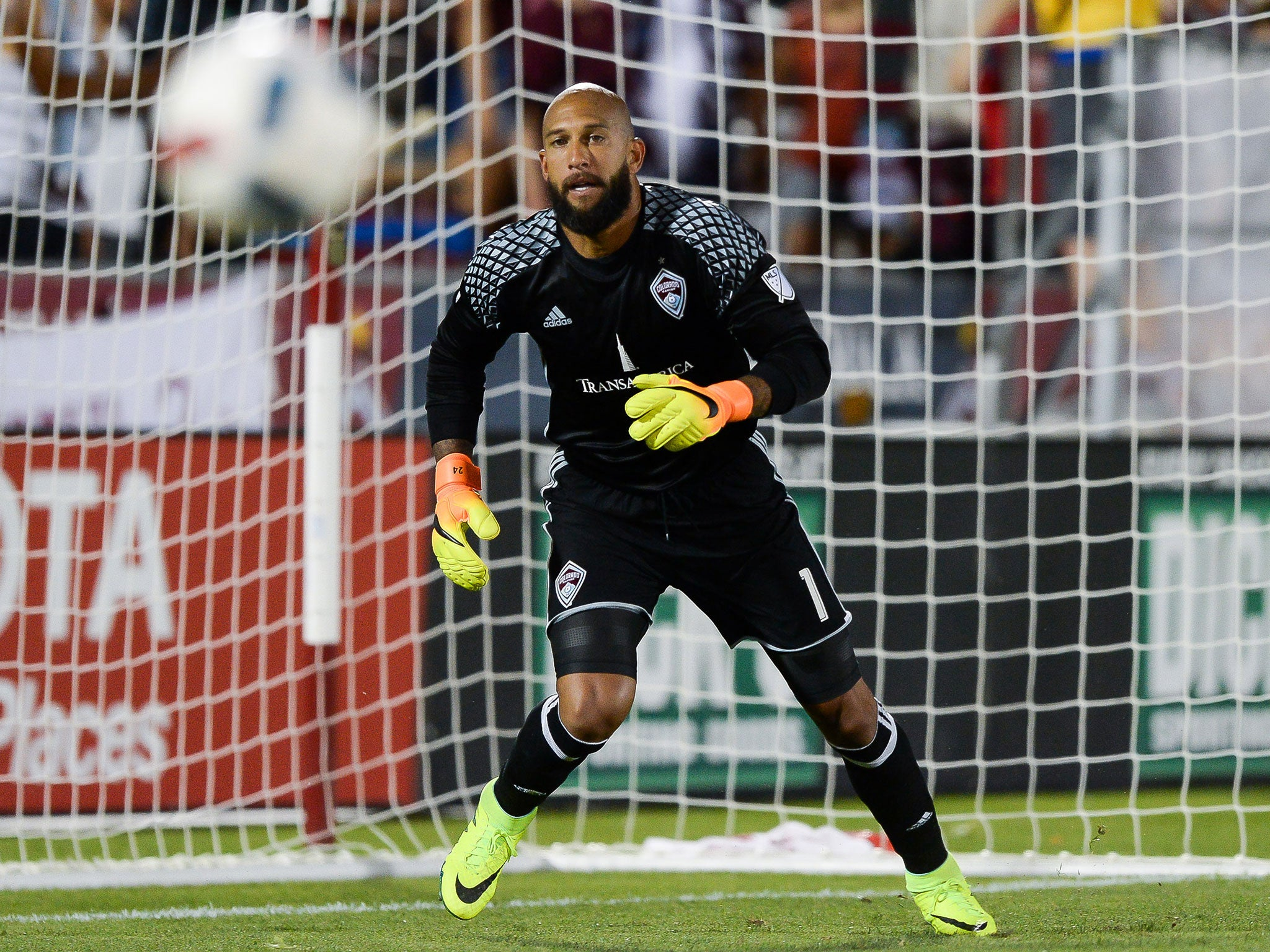 Tim Howard banned for three games and fined after calling fan 'motherf*****' in MLS game