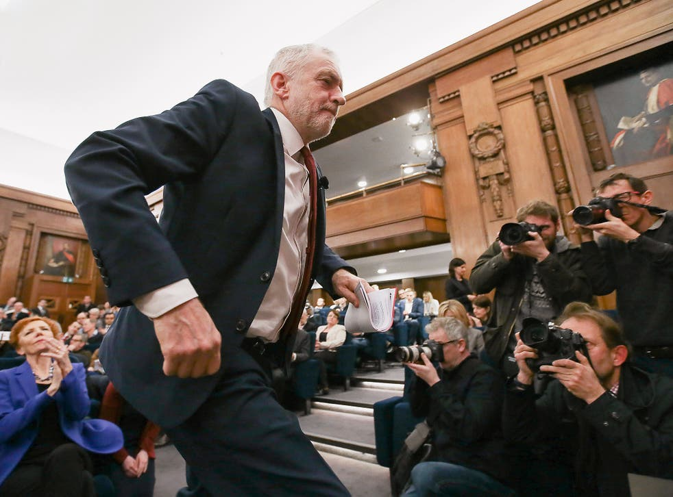 Labour leader Jeremy Corbyn is expected to suffer some big defeats on 4 May