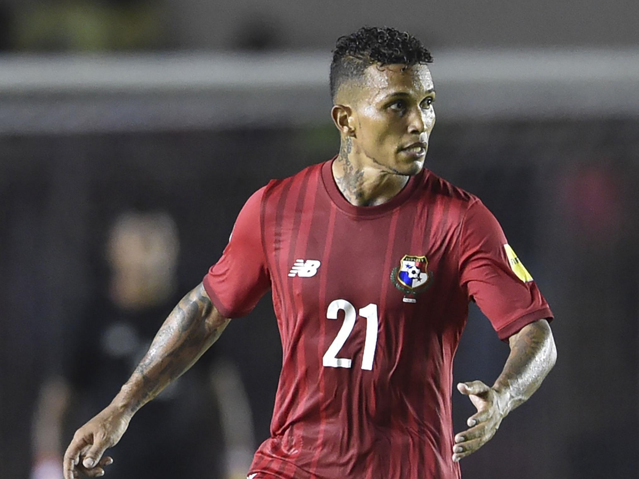 Panama international Amilcar Henriquez shot and killed outside his home