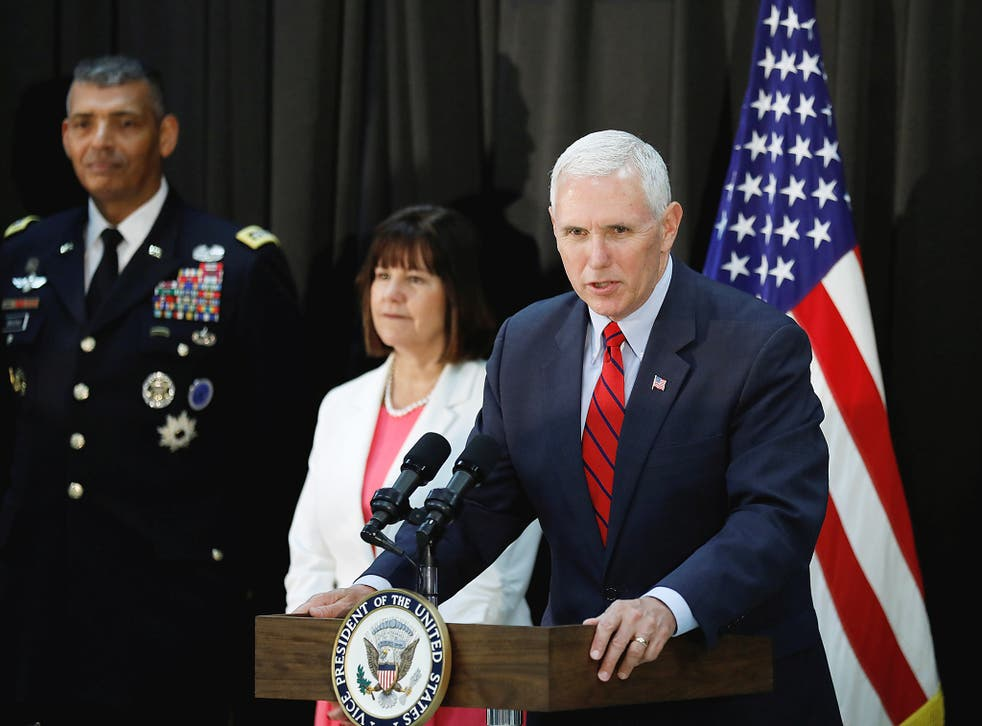 Mike Pence would be a less glamorous president than the incumbent – but he would have the allegiance of Republicans in both houses