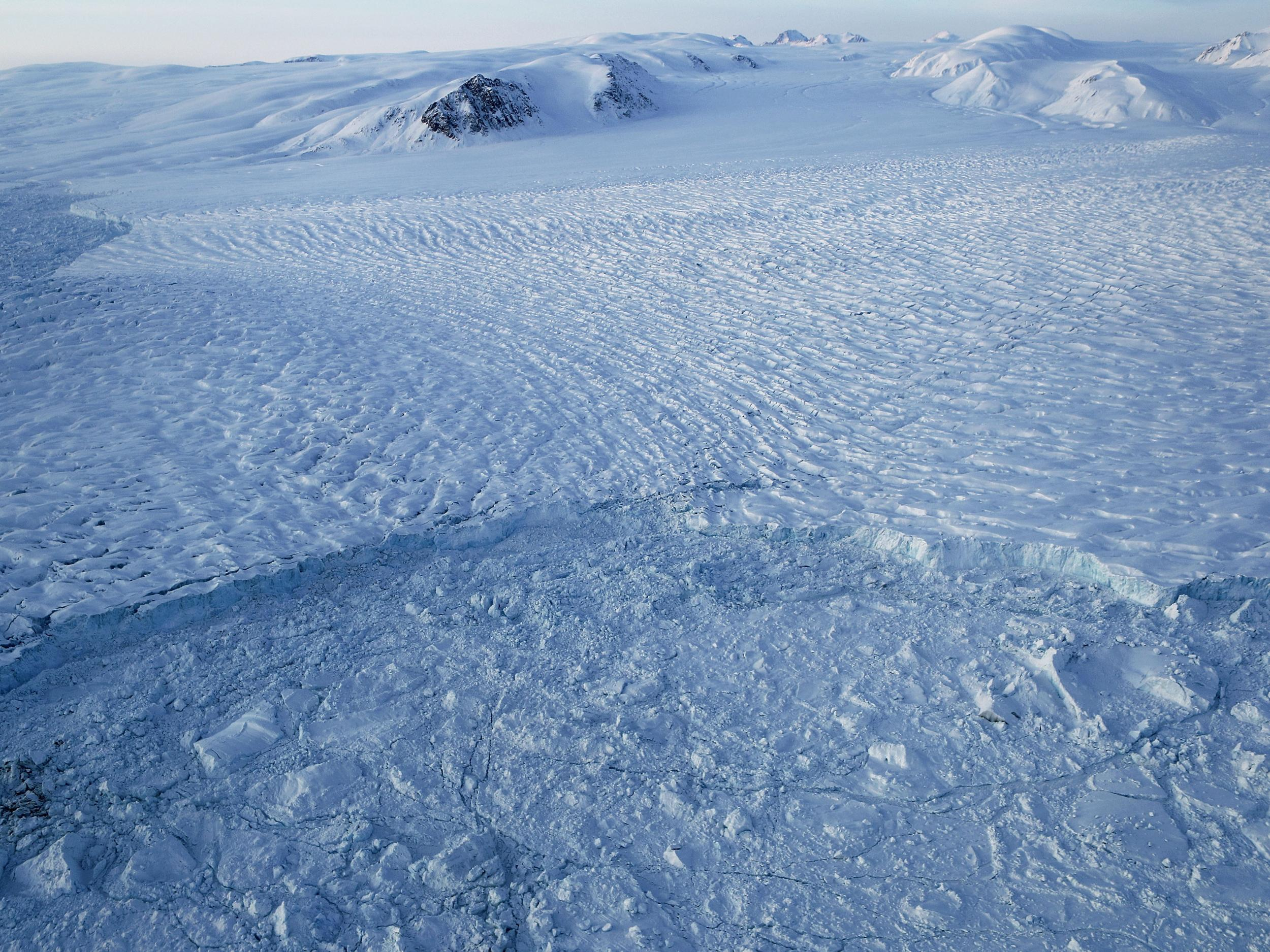 Arctic is warming at twice the rate of the rest of the planet, scientists warn