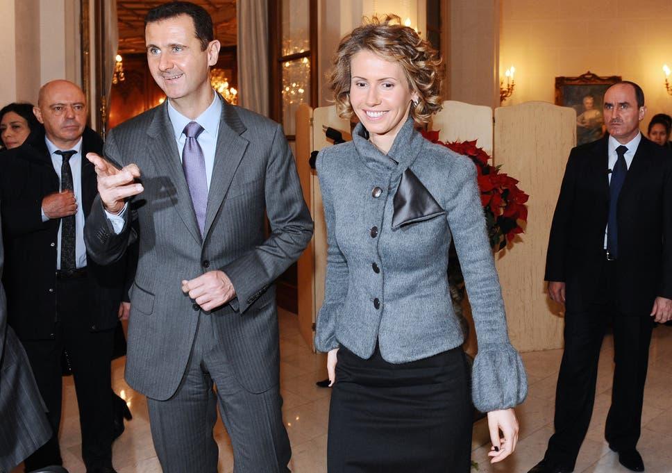 Assad s british born wife sexual dysfunction